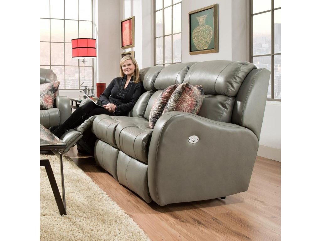 Style of Actual Recline Handle May Differ From What is Shown