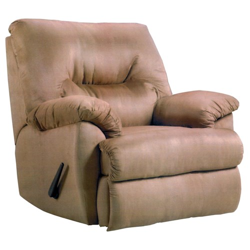 Southern Motion Recliners Branson Casual Rocker Recliner