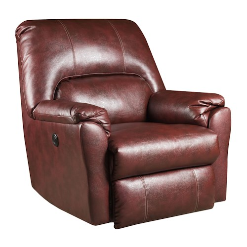 Southern Motion Recliners Clapton Power Wall Hugger Recliner