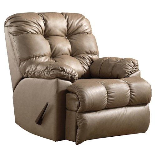 Belfort Motion Recliners Bristol Power Wall Hugger Recliner with Tufted Seat Back