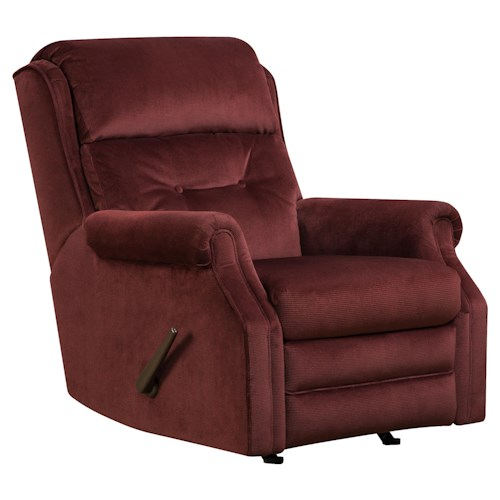 Southern Motion Recliners Nantucket Wall Recliner with Power Headrest