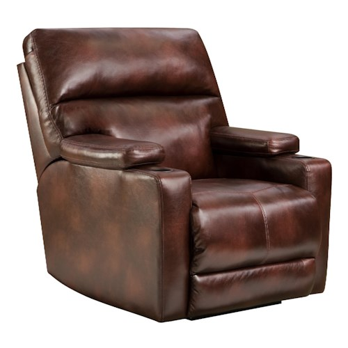 Belfort Motion Recliners Tango Recliner with Contemporary Living Room Style