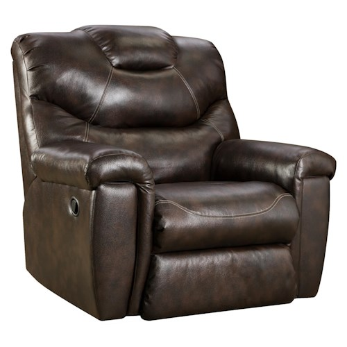 Southern Motion Recliners Power McLaren Big Man Recliner