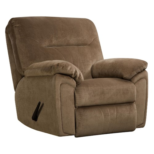 Southern Motion Splendor Collection 591 Rocker Recliner for Living Rooms