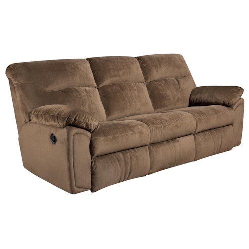 Southern Motion Splendor Collection 591 Reclining Sofa with 3 Seats (2 Reclining)