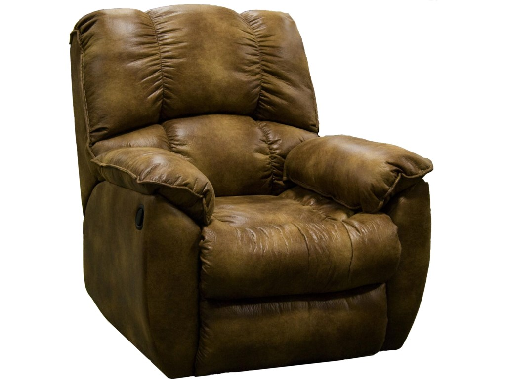 Actual Recliner May Differ from Photograph Based on What Features are Ordered