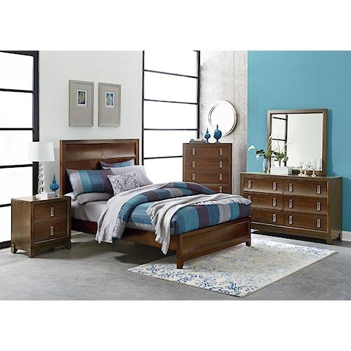 Standard Furniture Amanoi Queen Bedroom Group