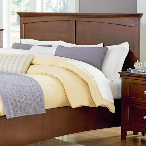 Standard Furniture Cooperstown Casual Queen Panel Headboard