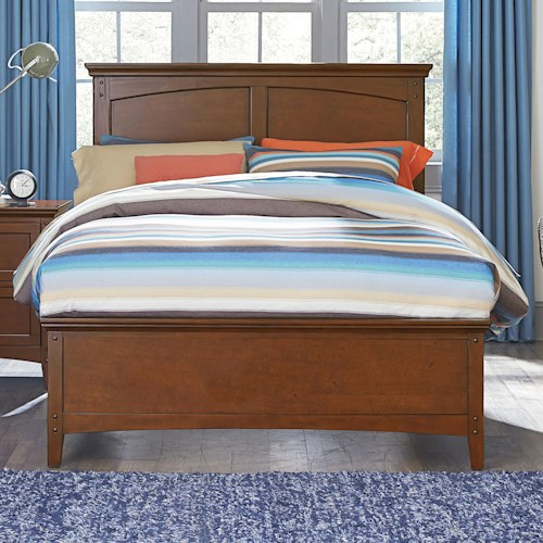 Standard Furniture Cooperstown Casual Twin Panel Bed