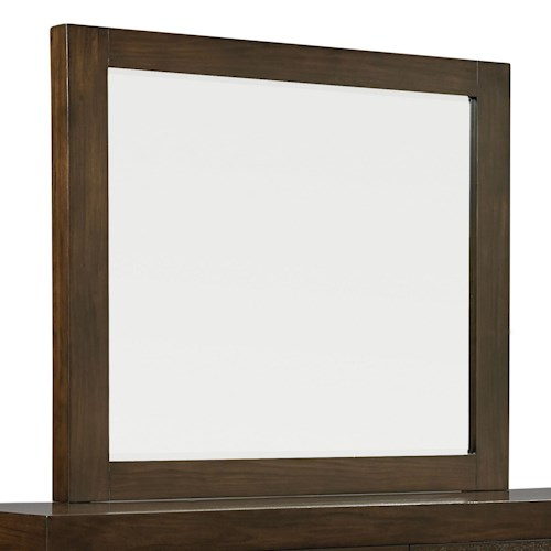 Standard Furniture Couture Contemporary Mirror