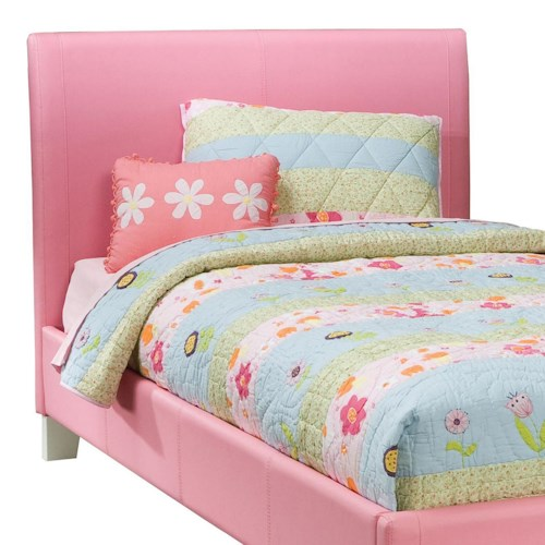 Standard Furniture Fantasia Twin Upholstered Headboard