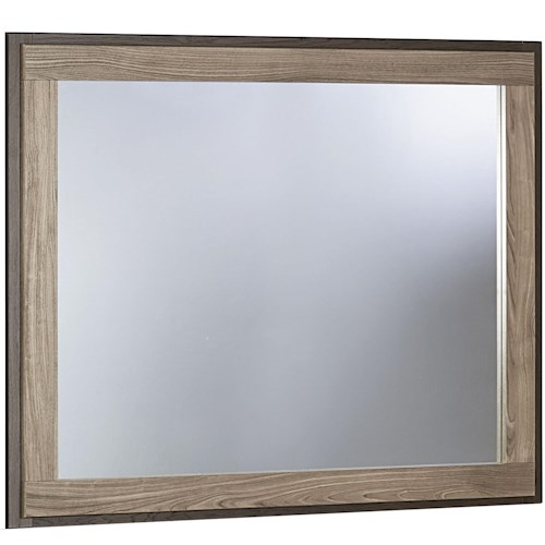 Standard Furniture Freemont Dressing Chest Mirror