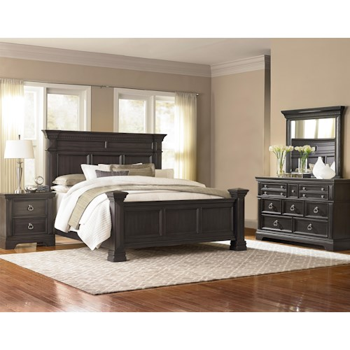 Standard Furniture Garrison Queen Bedroom Group
