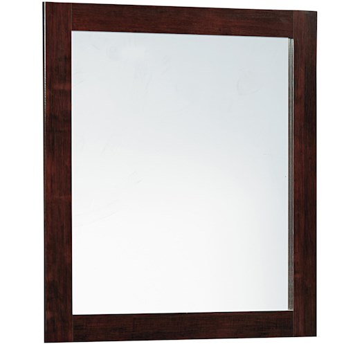 Standard Furniture Glenshire Panel Mirror