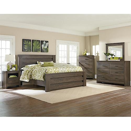 Standard Furniture Hayward Queen Bedroom Group