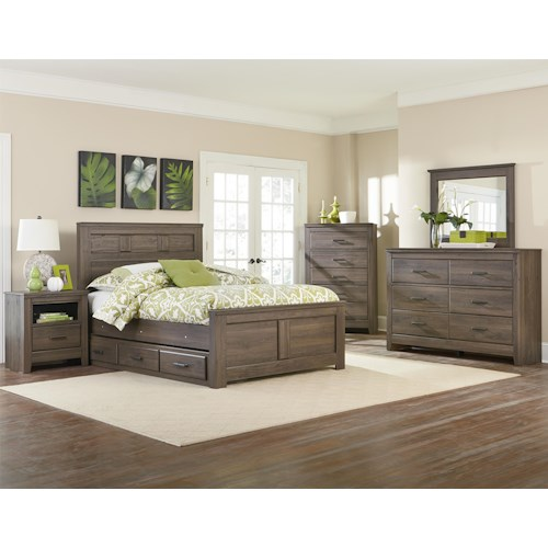 Standard Furniture Hayward Twin Bedroom Group