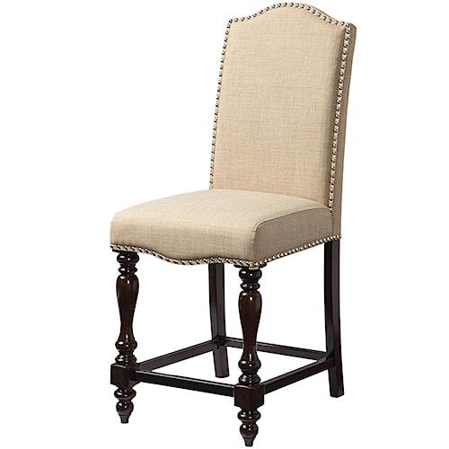 Vendor 855 McGregor Upholstered Counter Height Stool