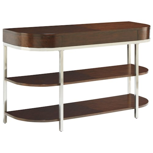 Standard Furniture Mira Contemporary Console Table