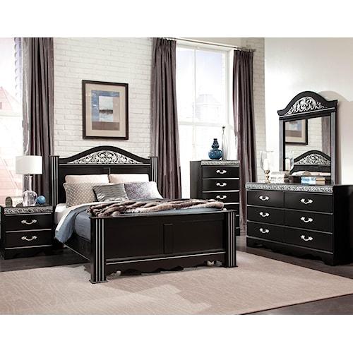 Standard Furniture Odessa Queen Bedroom Group