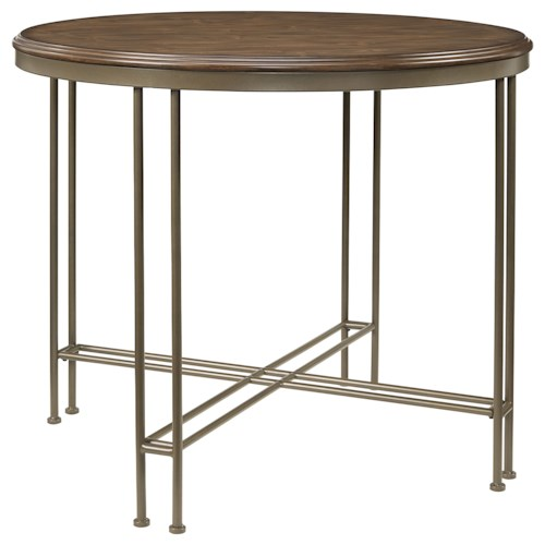 Standard Furniture Oslo Industrial Counter Height Table