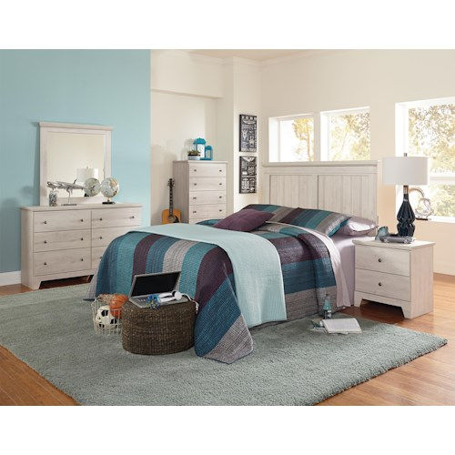 Standard Furniture Outland Lite Twin Bedroom Group