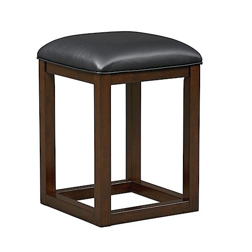Standard Furniture PORTER Counter Height Upholstered Bar Stool