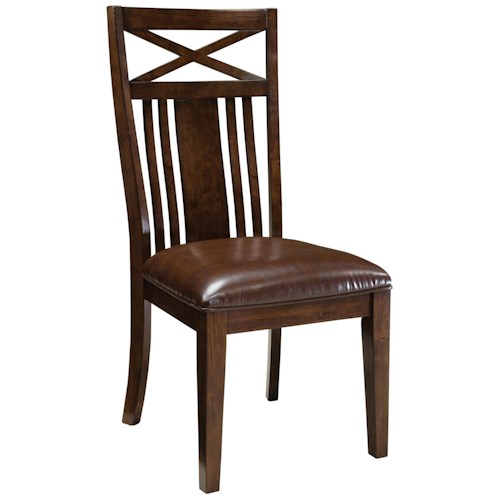 Standard Furniture Sonoma Dining Side Chair