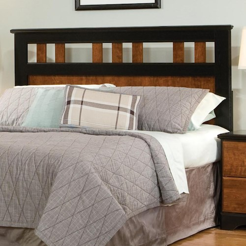 Standard Furniture Steelwood Twin Panel Headboard