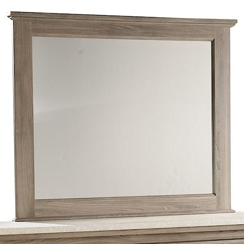 Vendor 855 Stonehill Casual Landscape Mirror
