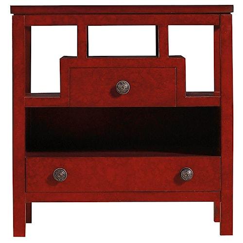 Stanley Furniture Archipelago Bajan Chairside Chest