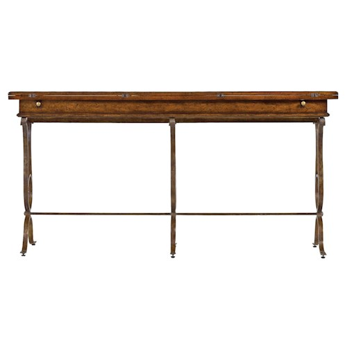 Stanley Furniture Arrondissement Villette Flip Top Console Table
