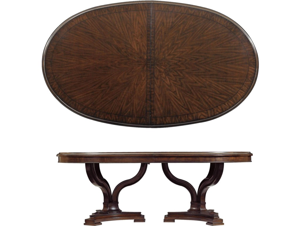 Table Shown Without Leaf