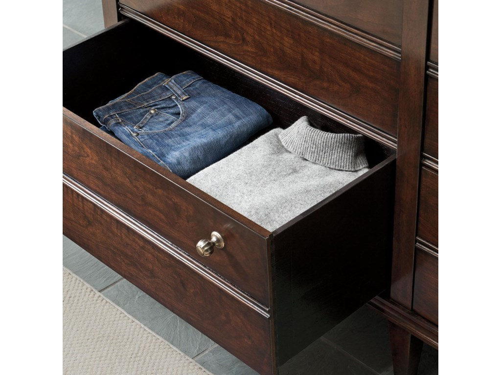 Double-Deep Storage Drawers