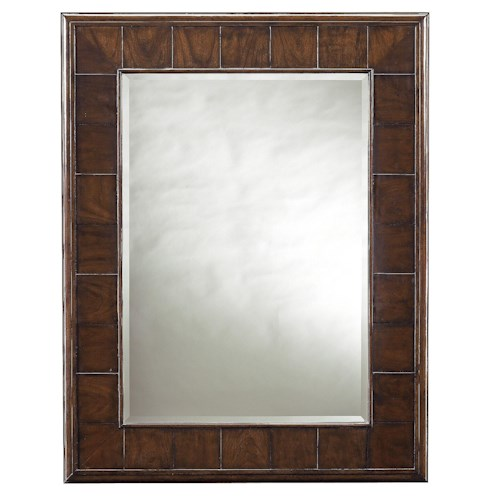 Stanley Furniture Avalon Heights Rectangular Mode Landscape Mirror