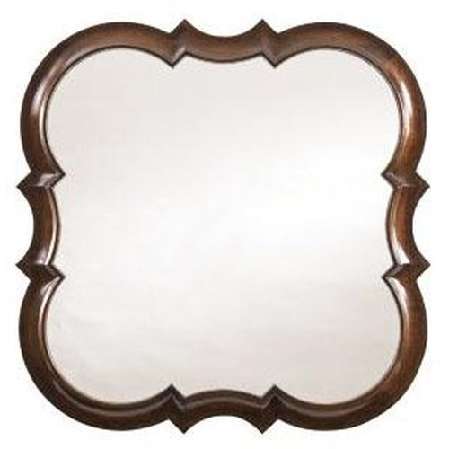 Stanley Furniture Avalon Heights Serpentine Grand Cinema Decorative Mirror