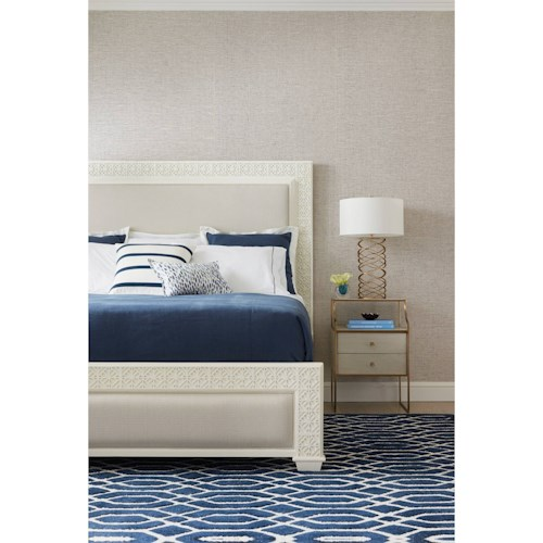 Stanley Furniture Coastal Living Oasis Queen Bedroom Group