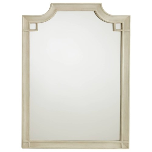 Stanley Furniture Coastal Living Oasis Silver Lake Vertical Mirror