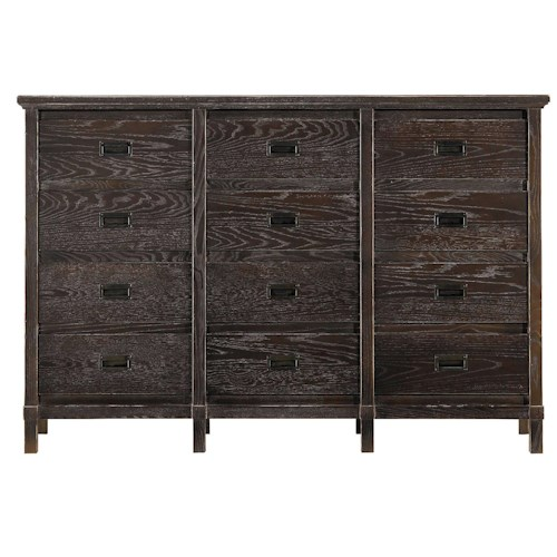 Stanley Furniture Coastal Living Resort 12 Drawer Haven's Harbor Dresser
