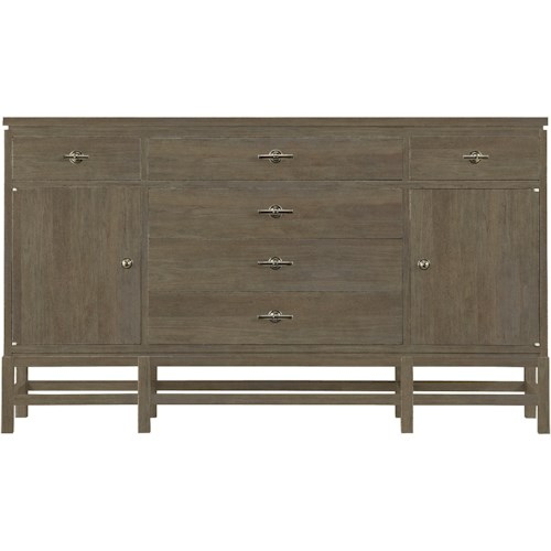 Stanley Furniture Coastal Living Resort Esplanade Buffet with 6 Drawers