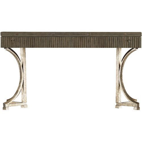 Stanley Furniture Coastal Living Resort Curl Tide Flip Top Table