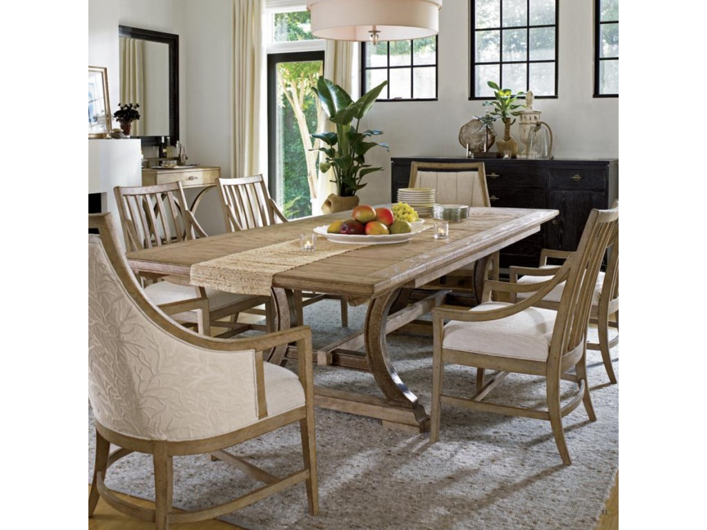 Shown with Shelter Bay Table and By the Bay Dining Chairs