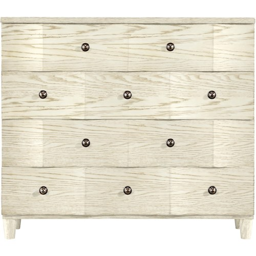 Stanley Furniture Coastal Living Resort 4 Drawer Ocean Breaker Dresser