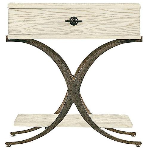 Stanley Furniture Coastal Living Resort Windward Dune End Table