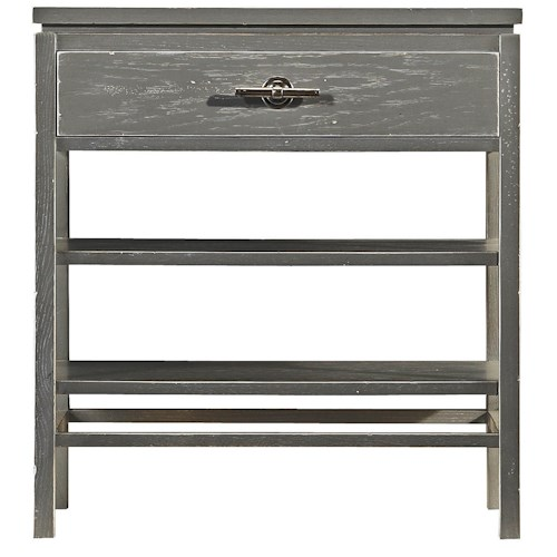 Stanley Furniture Coastal Living Resort 1 Drawer Tranquility Isle Night Stand