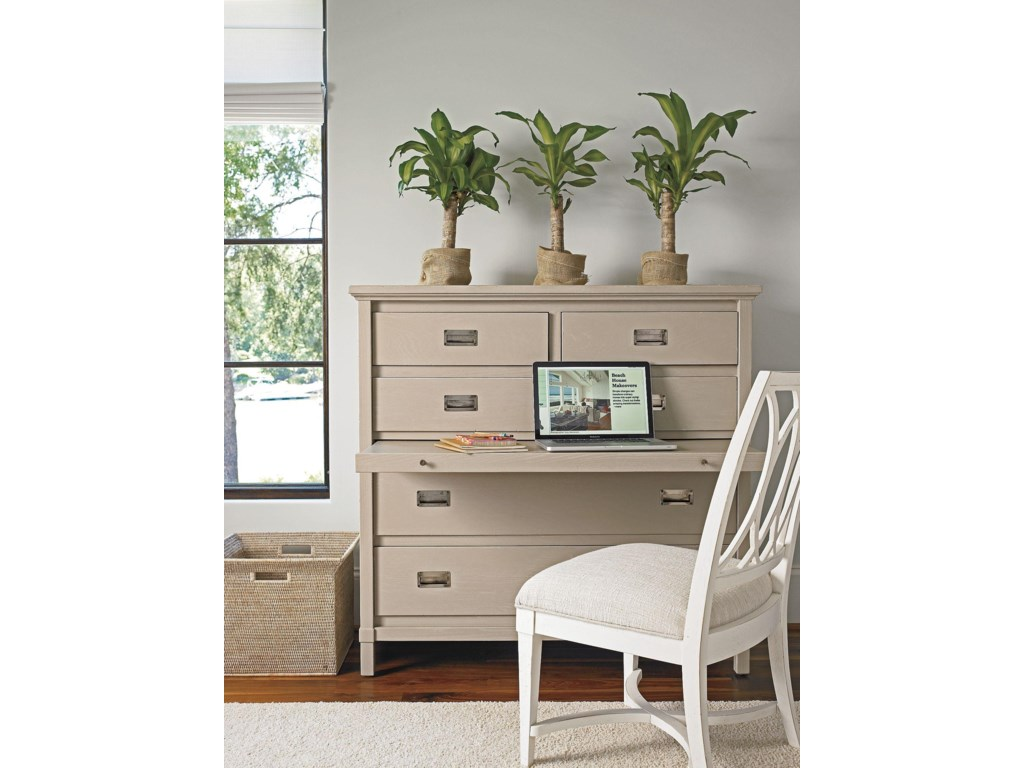 Pull Out Work Surface (Shown in Dune finish)