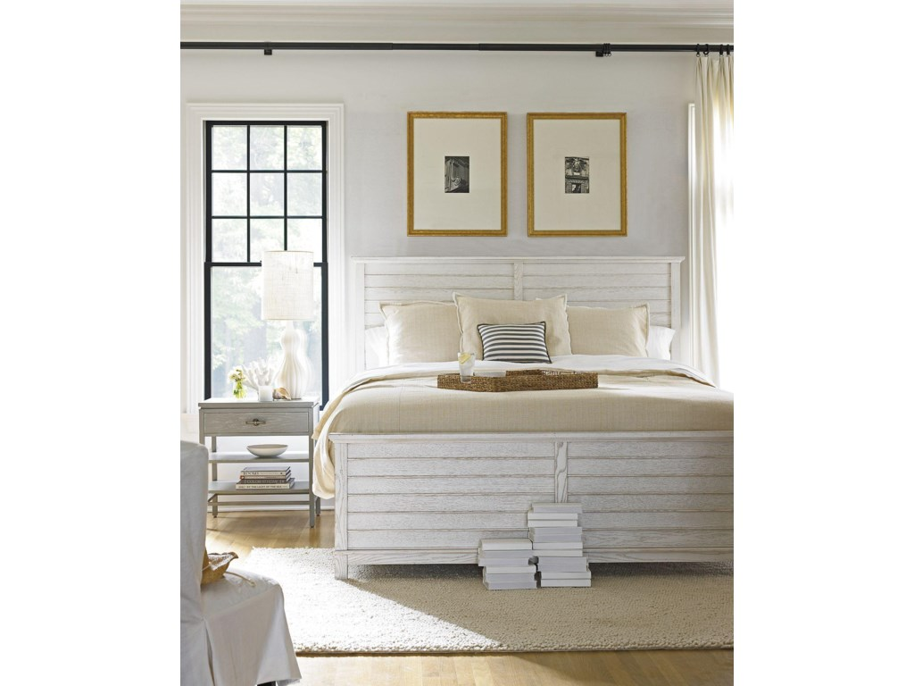 Shown with Cape Comber Panel Bed