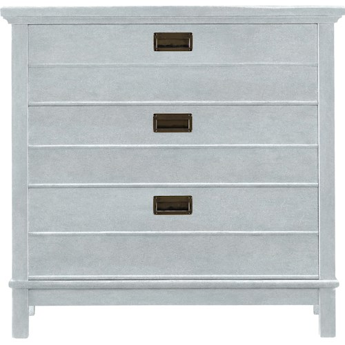 Stanley Furniture Coastal Living Resort 3 Drawer Cape Comber Bachelor's Chest