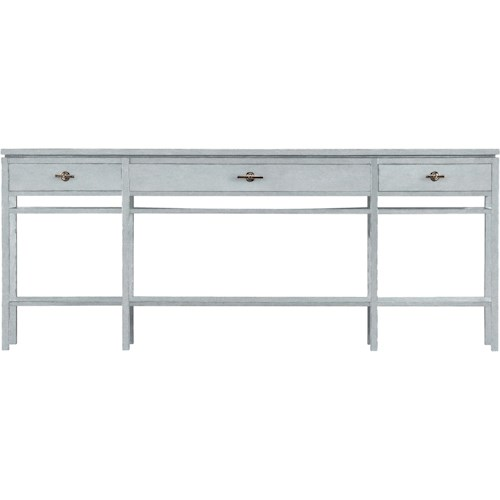 Stanley Furniture Coastal Living Resort 3 Drawer Palisades Sofa Table