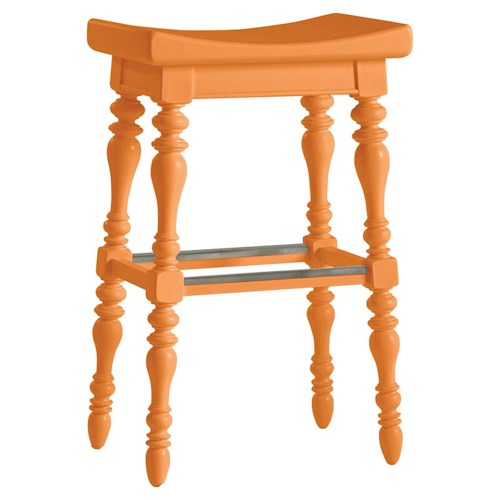 Stanley Furniture Coastal Living Retreat 5 O'Clock Somewhere Bar Stool