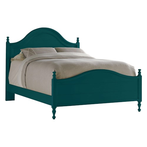 Stanley Furniture Coastal Living Retreat King Bungalow Bed